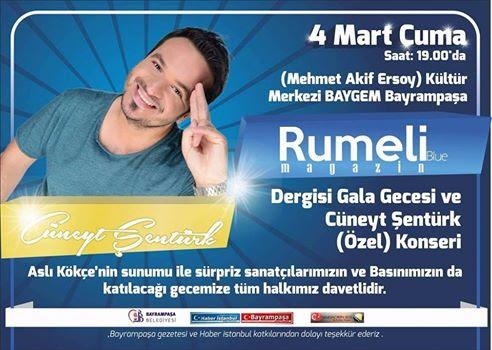 Rumeli Magazin Galası
