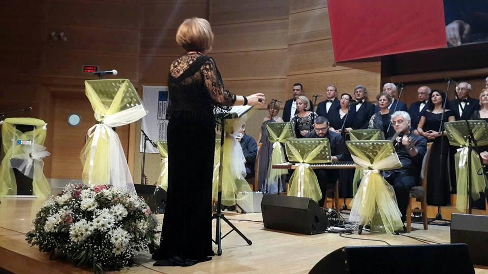 ATASAV Vakfından 'Bahara Merhaba' Konseri