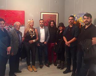 20 Sanatçı Pinelo'da Buluştu