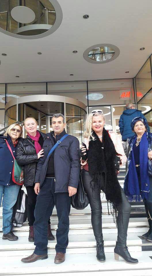 SAKÜDER 11. Yıl Sergisi Ankara'da açıldı…