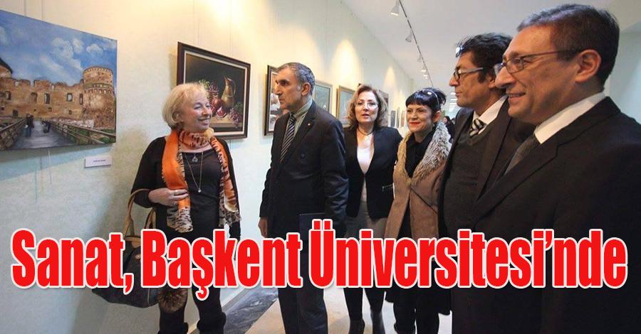 Sanat, Başkent Üniversitesi'nde