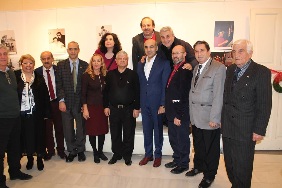 Cem Karaca Bakırköy'de anıldı