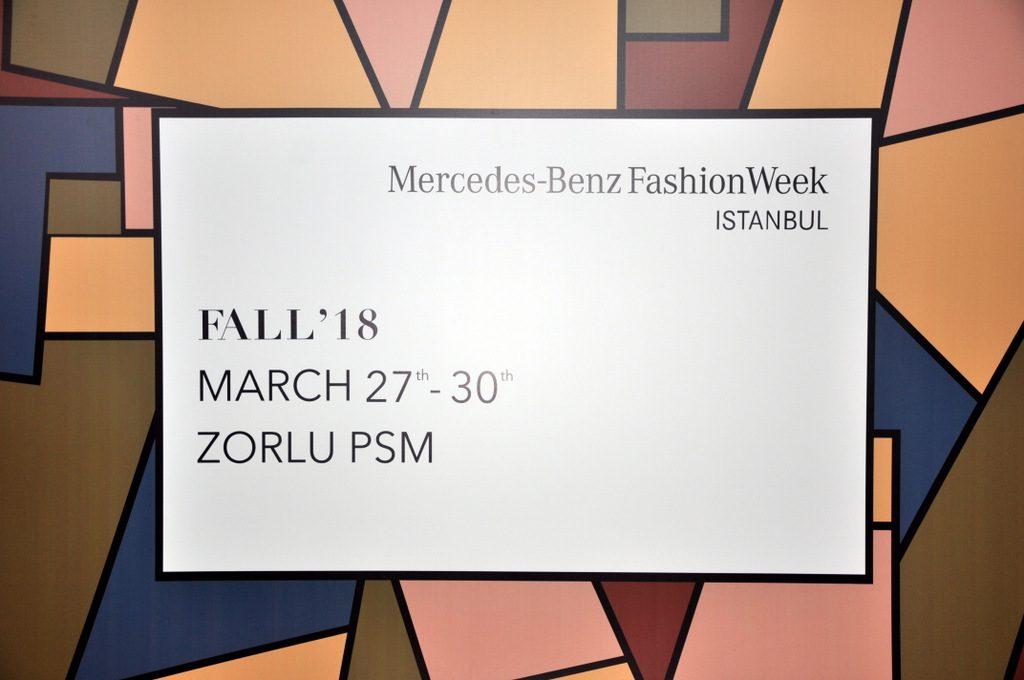 MERCEDES-BENZ FASHIONWEEK İSTANBUL