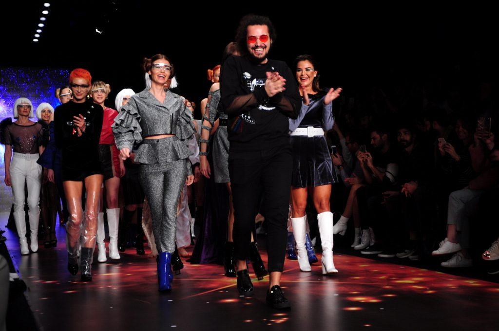 MERT ERKAN, MERCEDES-BENZ FASHION WEEK İSTANBUL'DA
