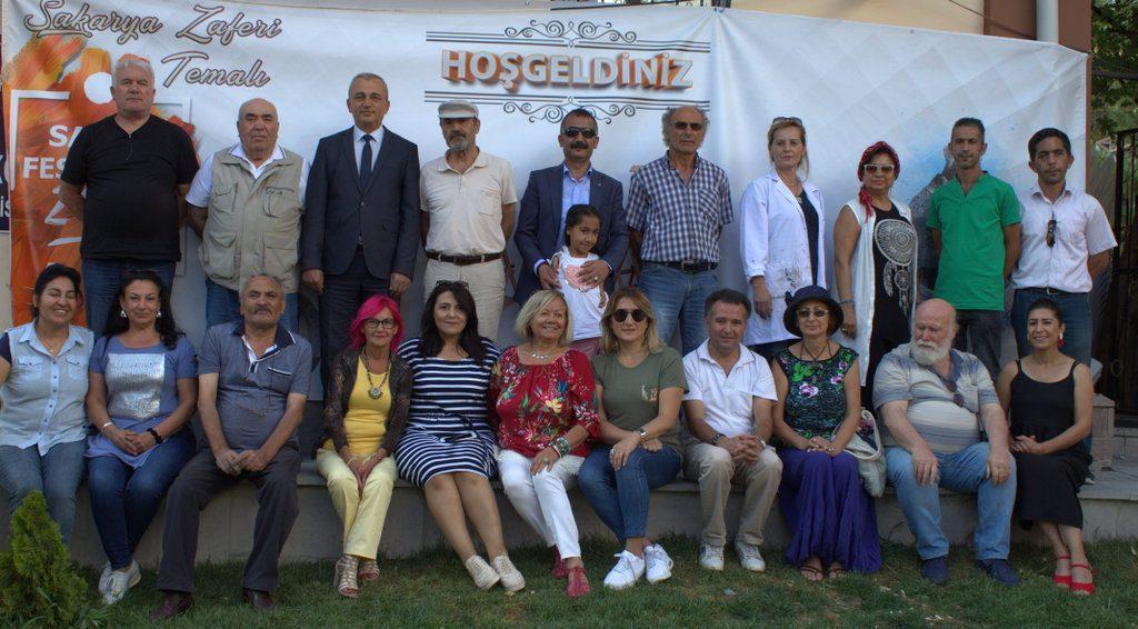 SAKARYA ZAFERİ SANAT FESTİVALİ, Çalıştay ve Sergi