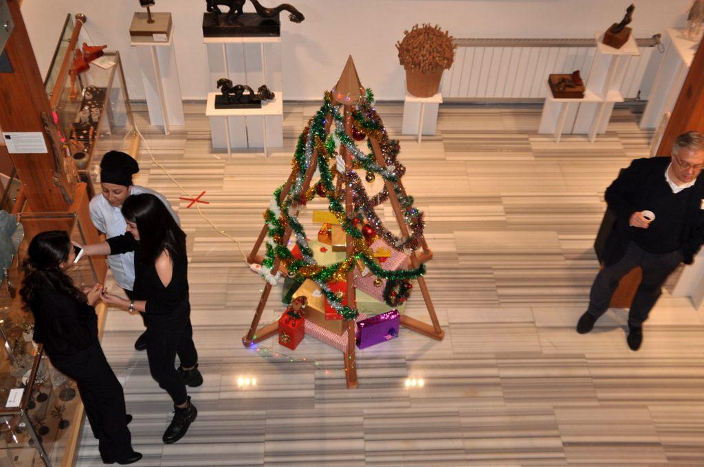 HAMAM ARTS HUB'DA YENİ YIL PARTİSİ