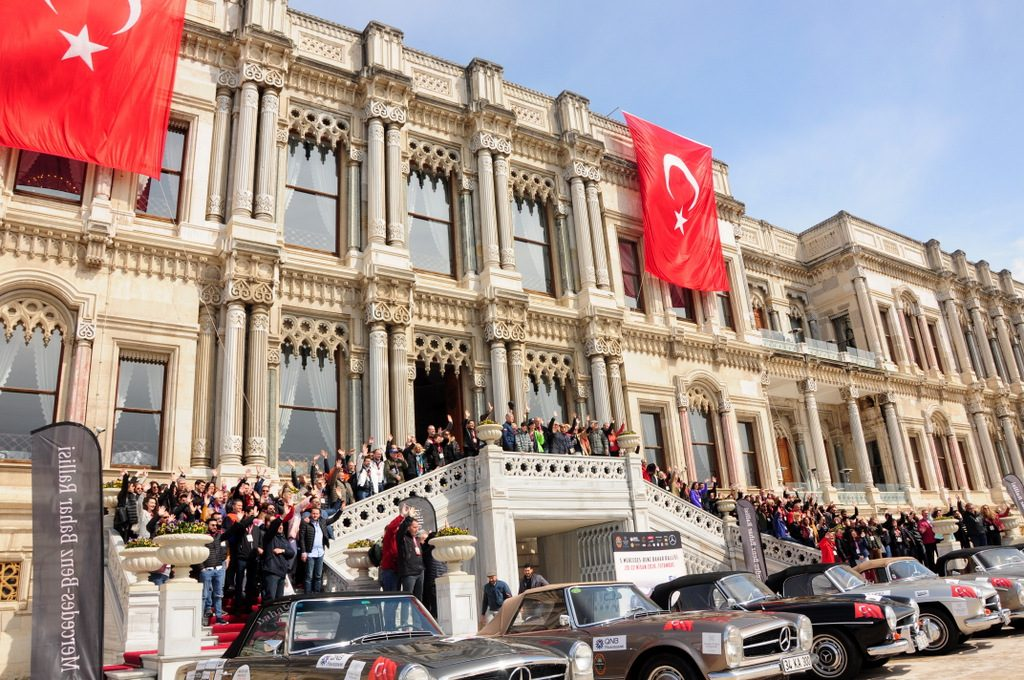 5. MERCEDES-BENZ BAHAR RALLİSİ BAŞLADI